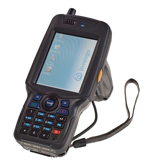 Picture of XC-2903 Handheld RFID Reader ( WinCE )