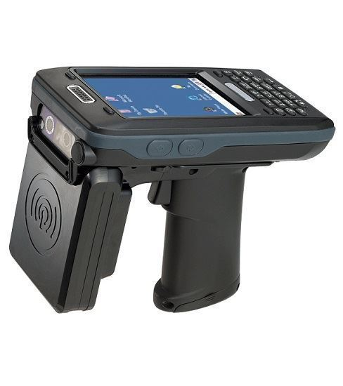 XC-AT870N Handheld RFID/Barcode Reader