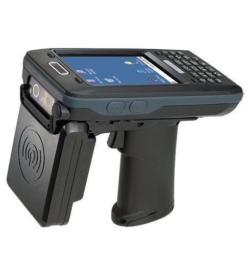 AT870N Handheld RFID/Barcode Reader