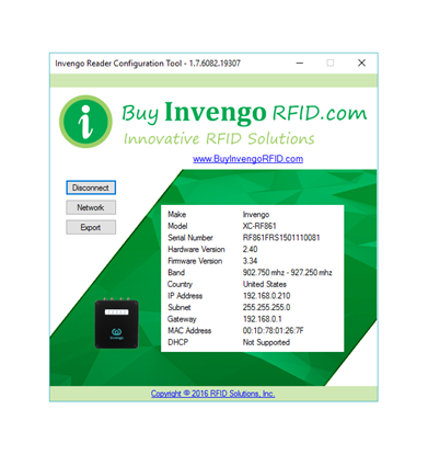 Buy Invengo RFID Direct and Save! | Products tagged with